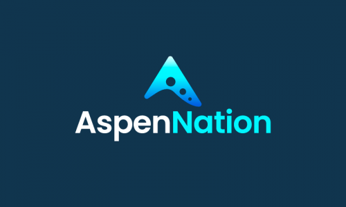 Aspennation - E-commerce business name for sale
