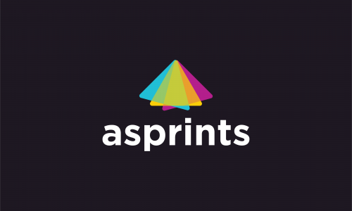 Asprints - E-commerce startup name for sale