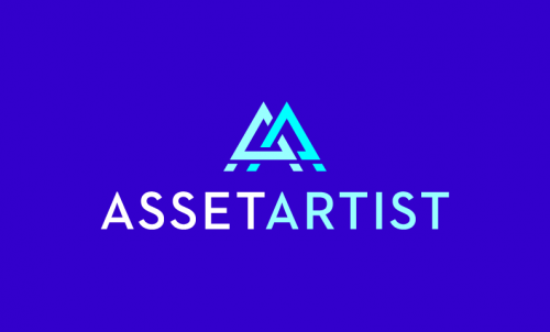 Assetartist - Contemporary domain name for sale