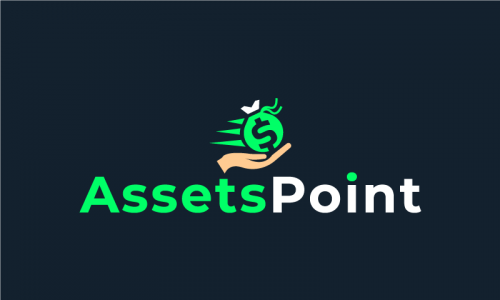 Assetspoint - Finance domain name for sale
