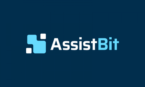 Assistbit - Augmented Reality startup name for sale