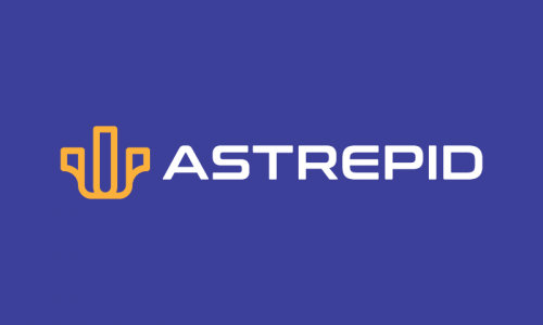 Astrepid - Space company name for sale