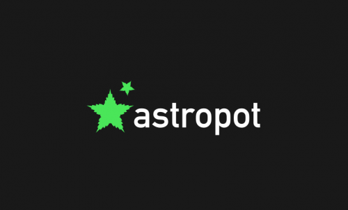 Astropot - Dispensary startup name for sale