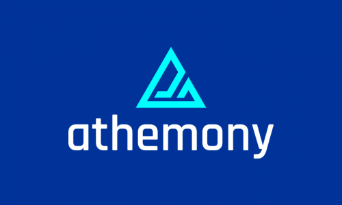 Athemony - Marketing business name for sale