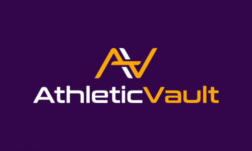 Athleticvault - E-commerce business name for sale