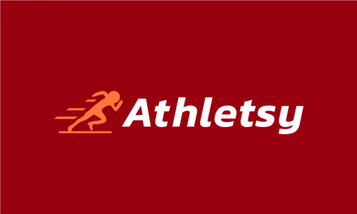Athletsy - Fitness startup name for sale
