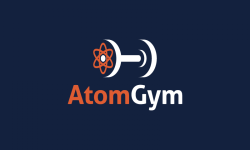 Atomgym - Fitness product name for sale