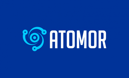 Atomor - Technology business name for sale