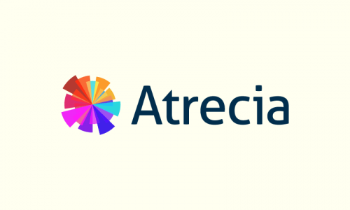 Atrecia - Business domain name for sale