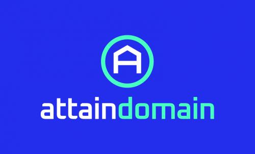 Attaindomain - Technology business name for sale