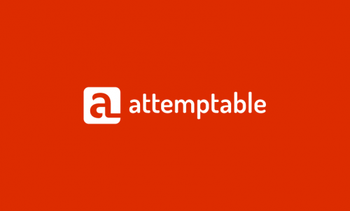Attemptable - Dining startup name for sale