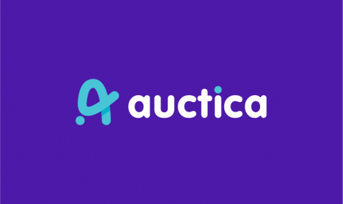 Auctica - Retail company name for sale