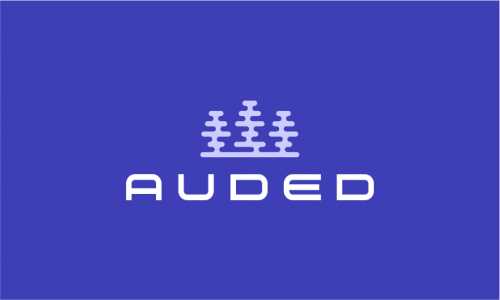Auded - Music business name for sale