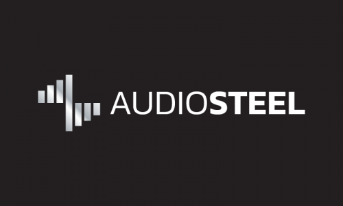 Audiosteel - Audio startup name for sale