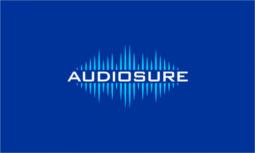 Audiosure - Media brand name for sale