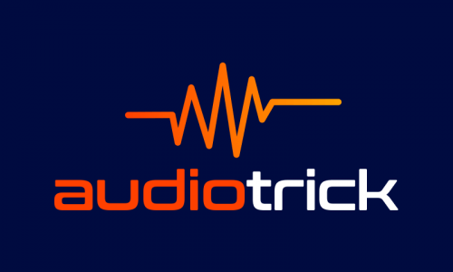 Audiotrick - Music company name for sale