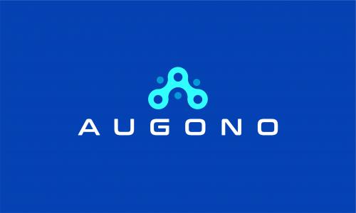 Augono - VR startup name for sale