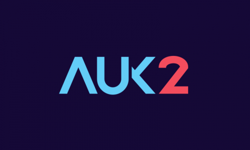 Auk2 - Software domain name for sale