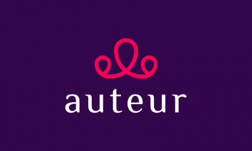 Auteur - Professional brand name for sale