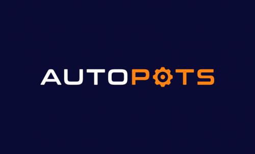 Autopots - Technology domain name for sale