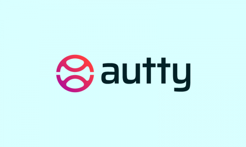 Autty - Technology startup name for sale