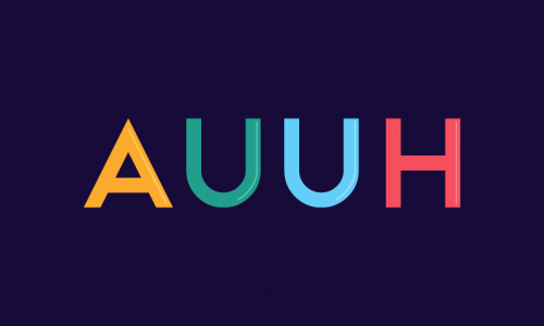 Auuh - Professional domain name for sale
