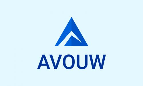 Avouw - News domain name for sale