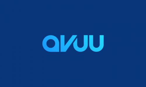 Avuu - Contemporary brand name for sale