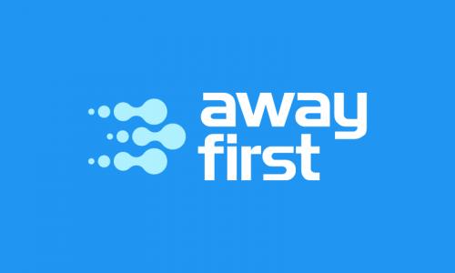 Awayfirst - Travel brand name for sale