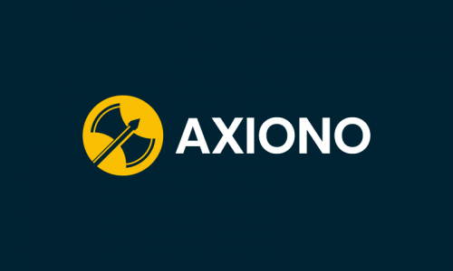 Axiono - Business startup name for sale