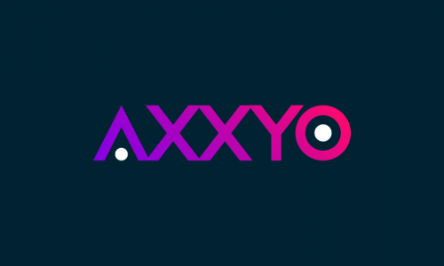 Axxyo - Professional company name for sale