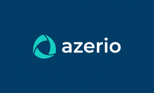 Azerio - Cryptocurrency startup name for sale