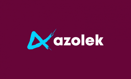 Azolek - Art company name for sale
