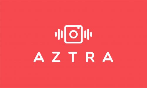 Aztra - Art company name for sale