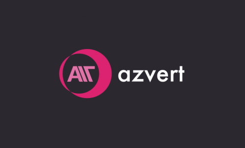 Azvert - Marketing company name for sale
