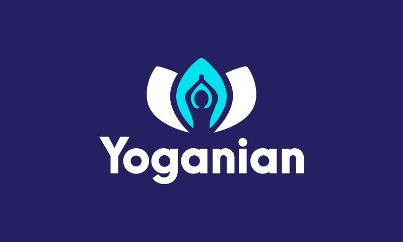 Yoganian - Healthcare company name for sale