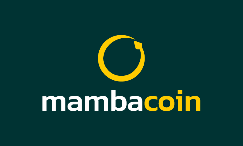 Mambacoin - Cryptocurrency brand name for sale