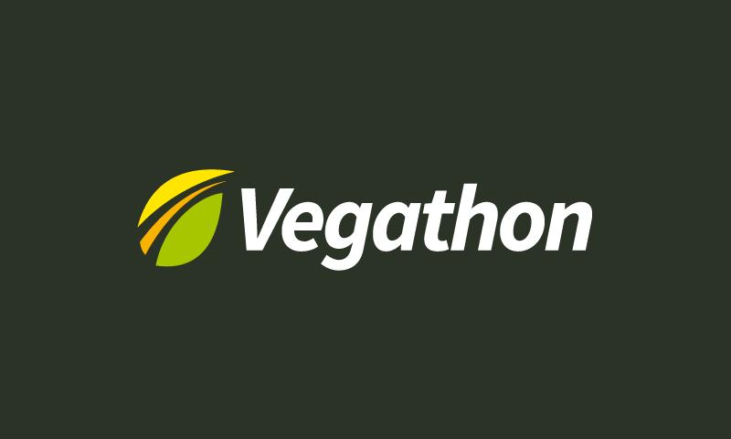 Vegathon - E-commerce product name for sale