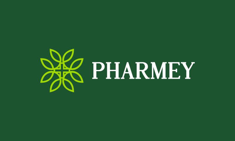 Pharmey - Health startup name for sale