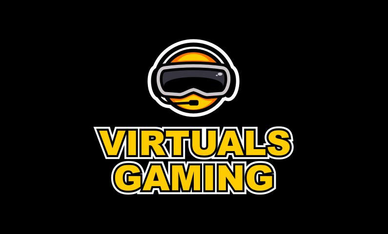 Virtualsgaming - Virtual Reality startup name for sale