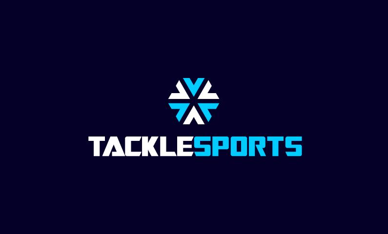 TackleSports logo