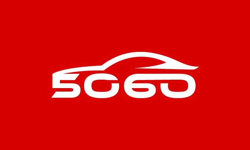 5o6o - E-commerce business name for sale