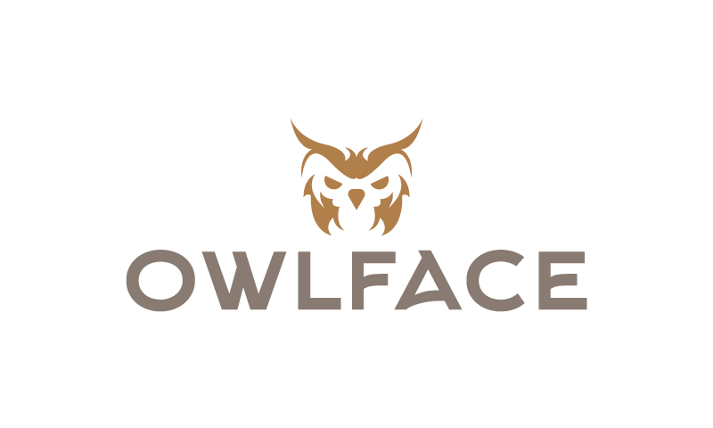 Owlface - Advertising brand name for sale