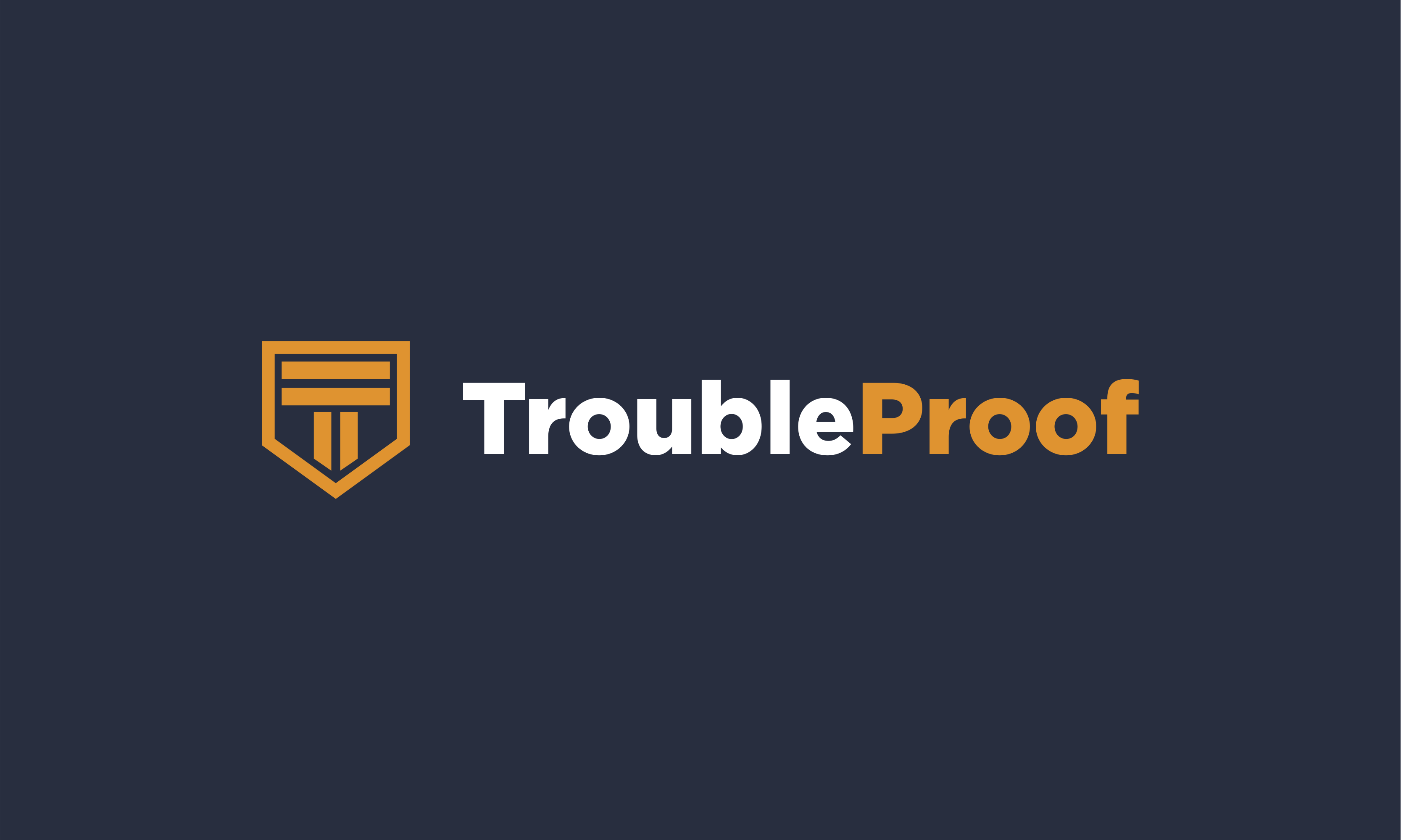 Troubleproof