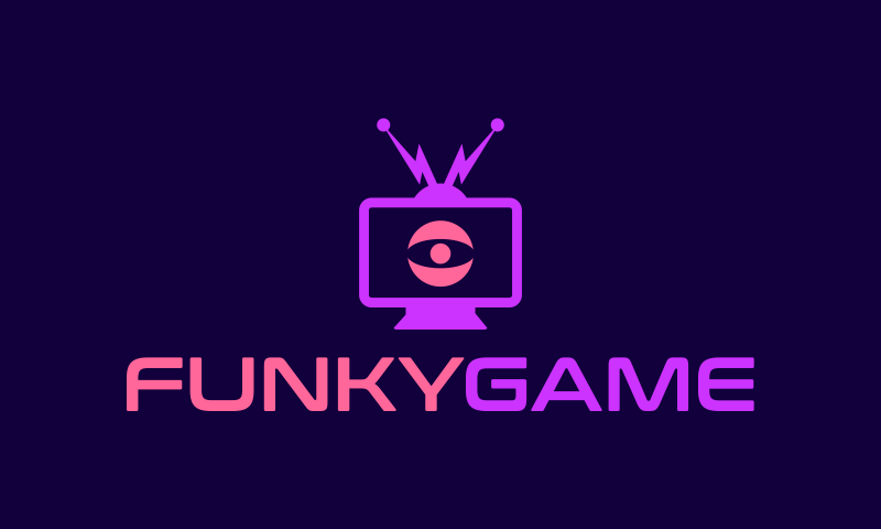 Funkygame - Video games product name for sale