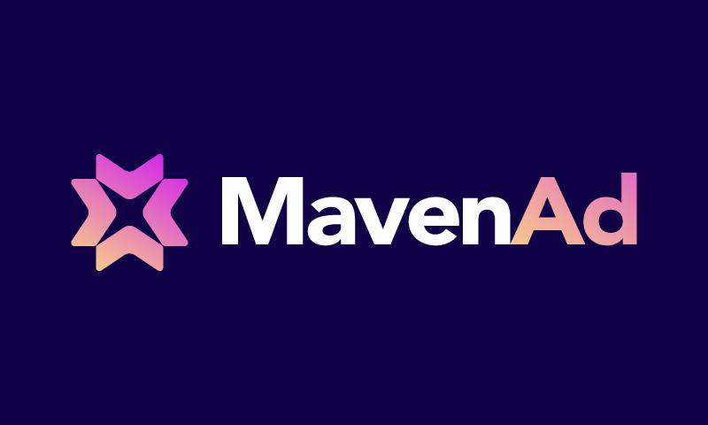 Mavenad - Advertising business name for sale
