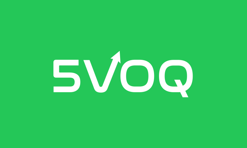 5voq - Marketing startup name for sale