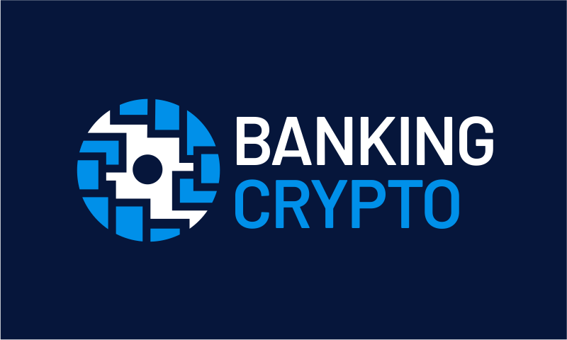 Bankingcrypto - Cryptocurrency company name for sale