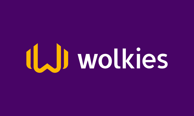 Wolkies - E-commerce startup name for sale