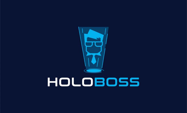 HoloBoss logo